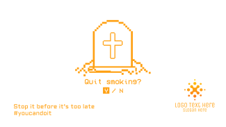 Quit Smoking Facebook event cover