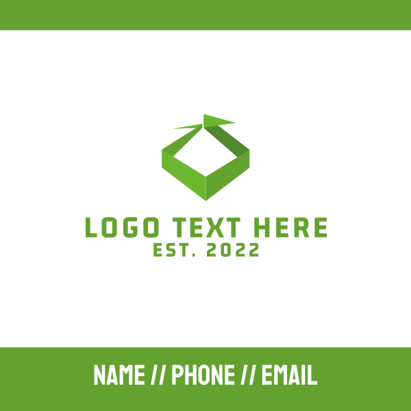 Snake Box Business Card