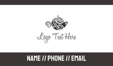 Art Pot Business Card