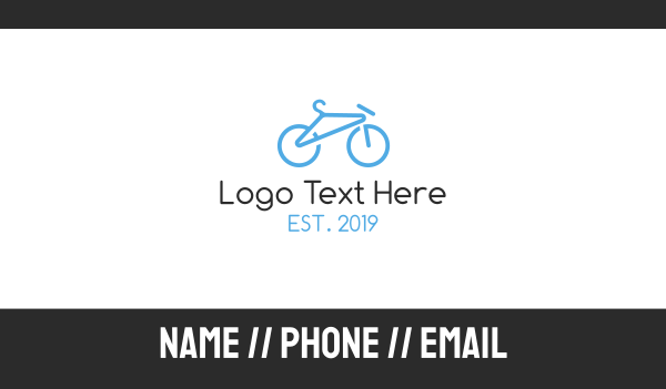 Peddle Store Business Card