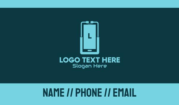 doctor - Online Doctor Stethoscope Business card horizontal design
