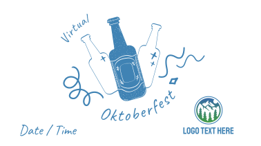 Craft Beer Virtual Party Facebook Event Cover