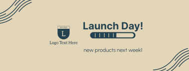 Loading Launch Day Facebook cover