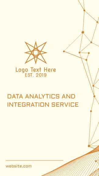 Data Analytics Facebook story