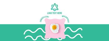 Eggcellent Breakfast Facebook Cover