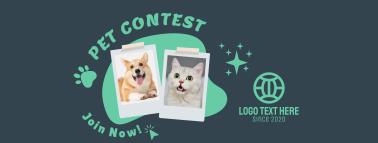 Pet Contest Facebook cover