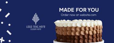 Cake Shop Facebook cover