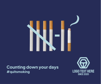 Counting Down Cigars Facebook post