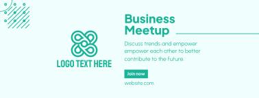 Business Meetup Facebook cover