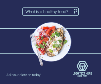 Ask Your Dietitian Facebook post