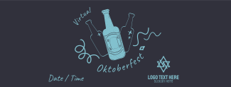 Craft Beer Virtual Party Facebook cover