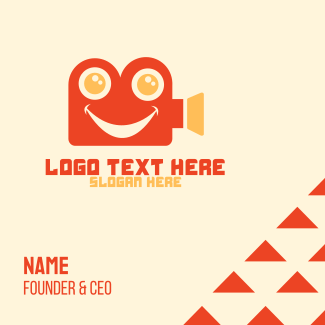 Happy Media Business Card