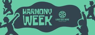 Harmony Week Facebook cover