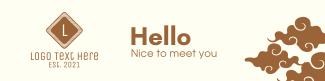 Oriental Clouds LinkedIn banner