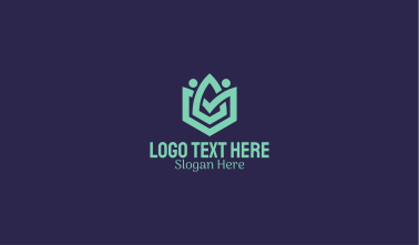 Just the Logo Business Card