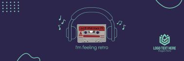 Feeling Retro Twitter header (cover)