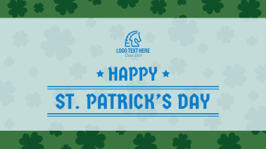St. Patrick's Day Facebook event cover