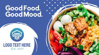 Healthy Food Broccoli Facebook event cover