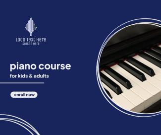 Piano Circle Facebook post