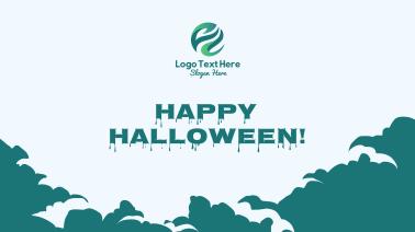 Happy Halloween Facebook event cover