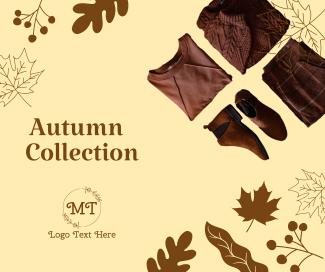 Autumn Vibes Apparel Facebook post