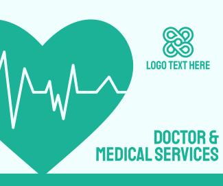 Medical Service Facebook post