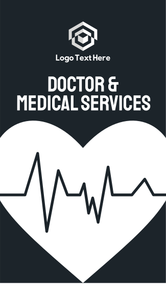 Medical Service Facebook story