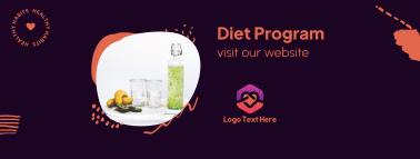 Diet Program Facebook cover