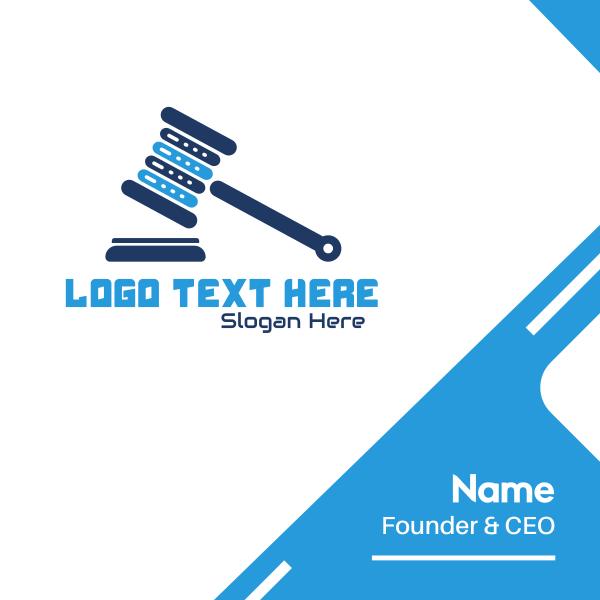 Legal Tech Business Card