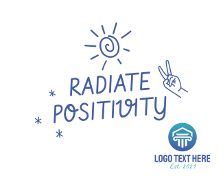 Radiate Positivity Facebook Post