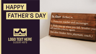 Father Board Facebook event cover