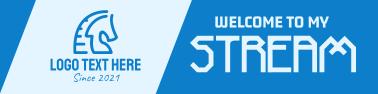 Streamer Twitch banner