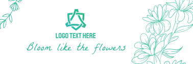 Flowers Bloom Twitter header (cover)