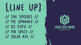 Music Line Up Facebook event cover
