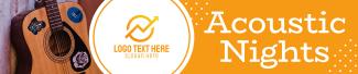 Acoustic Music SoundCloud banner