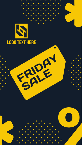 Sale Friday Tag  Facebook story