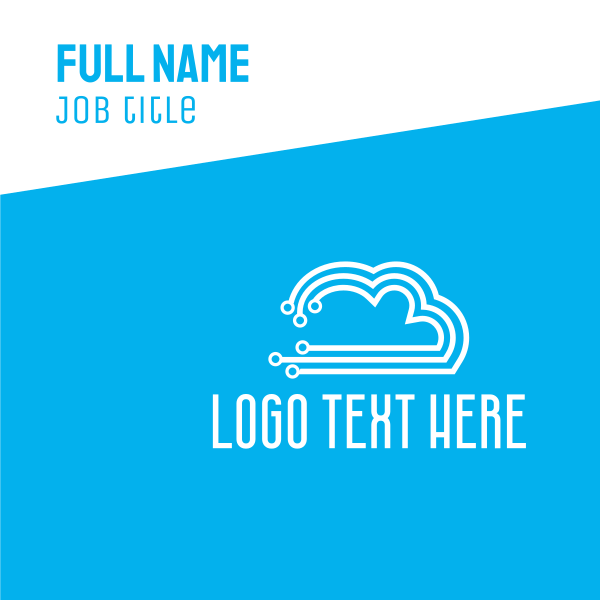 Circuit Cloud Business Card