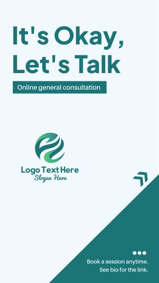 General Consultation Facebook story