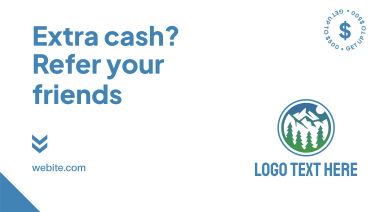Refer Your Friends Facebook event cover