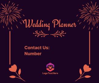 Wedding Planner  Facebook post