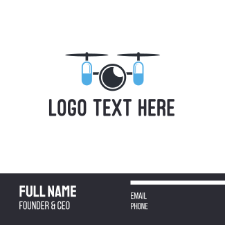 Capsule Drone Business Card