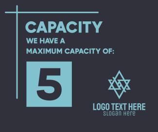 Capacity Occupancy Facebook post