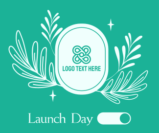 Business Launch Day Facebook post