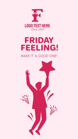 Fun Feeling Friday Facebook story