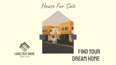 House for Sale Facebook event cover