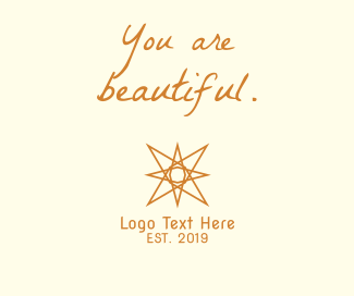 You are beautiful Facebook post