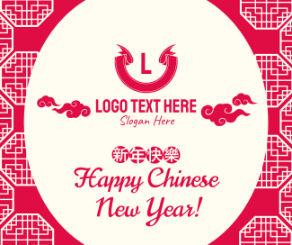 Chinese New Year Facebook post