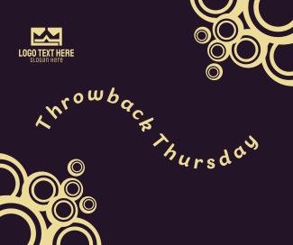 Retro Throwback Thursday  Facebook post