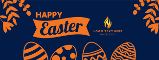 Easter Facebook cover