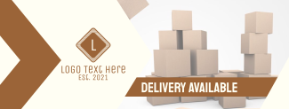Delivery Box Facebook cover